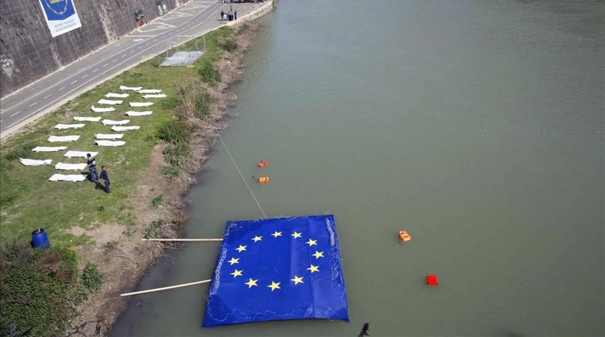 Unió Europea: anem perdent