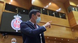 Sánchez al PP: «¿Poden continuar amb la bronca o apel·lar a la unitat?»