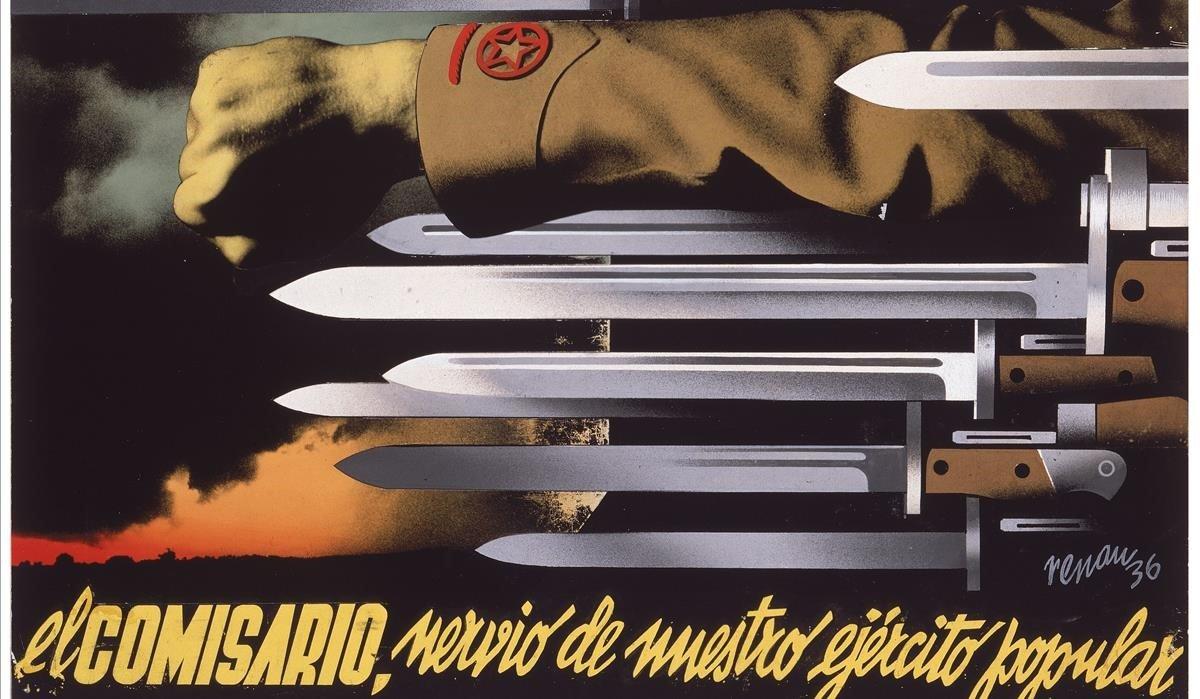 'Unión contra el enemigo'.