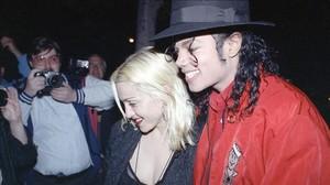 Madonna es va embolicar amb Michael Jackson