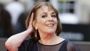 """Carmen Maura homenatja els homes: """"Estic una miqueta cansada de tant #MeToo»"""