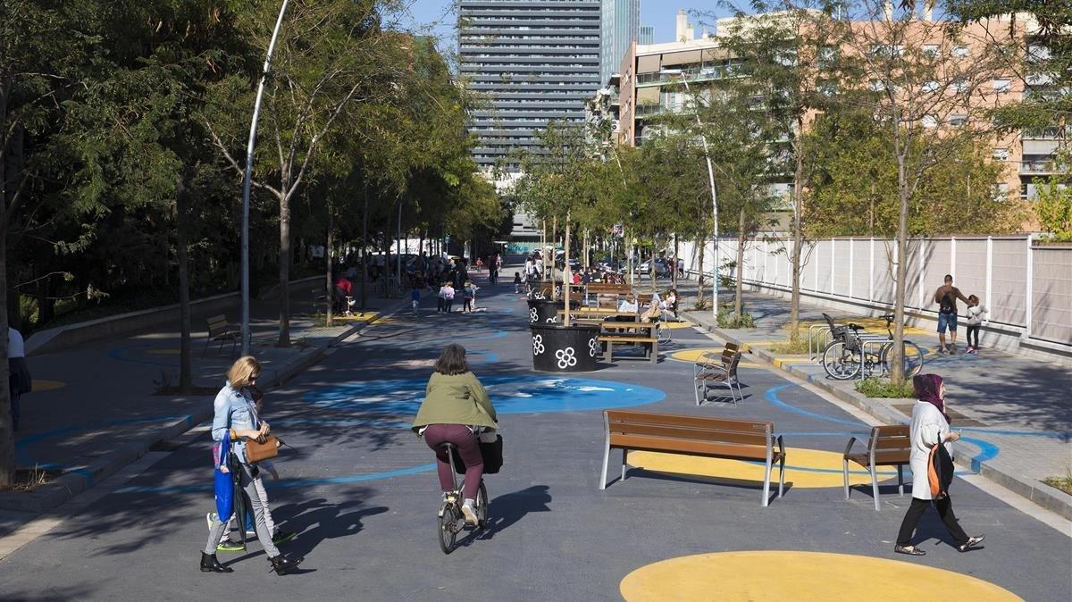 Barcelona, al capdavant en la lluita contra el canvi climàtic