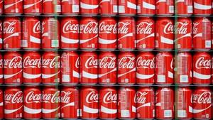 Coca-cola reduirà un 12% el sucre a les seves begudes abans del 2025
