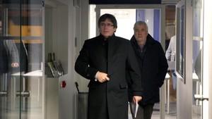 """Quan Puigdemont deia que no es pot governar """"des de la presó"""""""