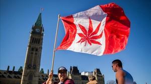 El Canadà legalitza la marihuana per a ús recreatiu