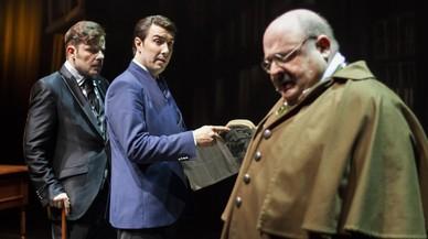Holmes se enfrenta al enigma de Jack el Destripador en el Paral.lel