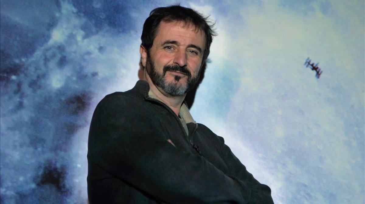 Gerardo Garrido: «La fama no porta gairebé res de bo»