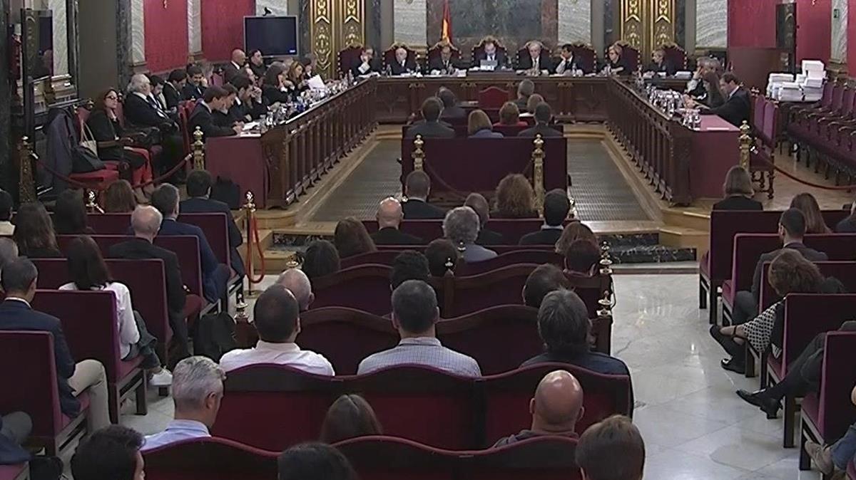El final del judici al procés