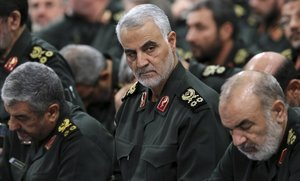 PERFIL | Qasem Soleimani, d'heroi a màrtir de la revolució
