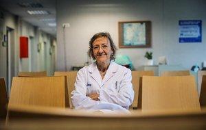 Roser Solans, especialista en medicina interna delHospital Vall d'Hebron.