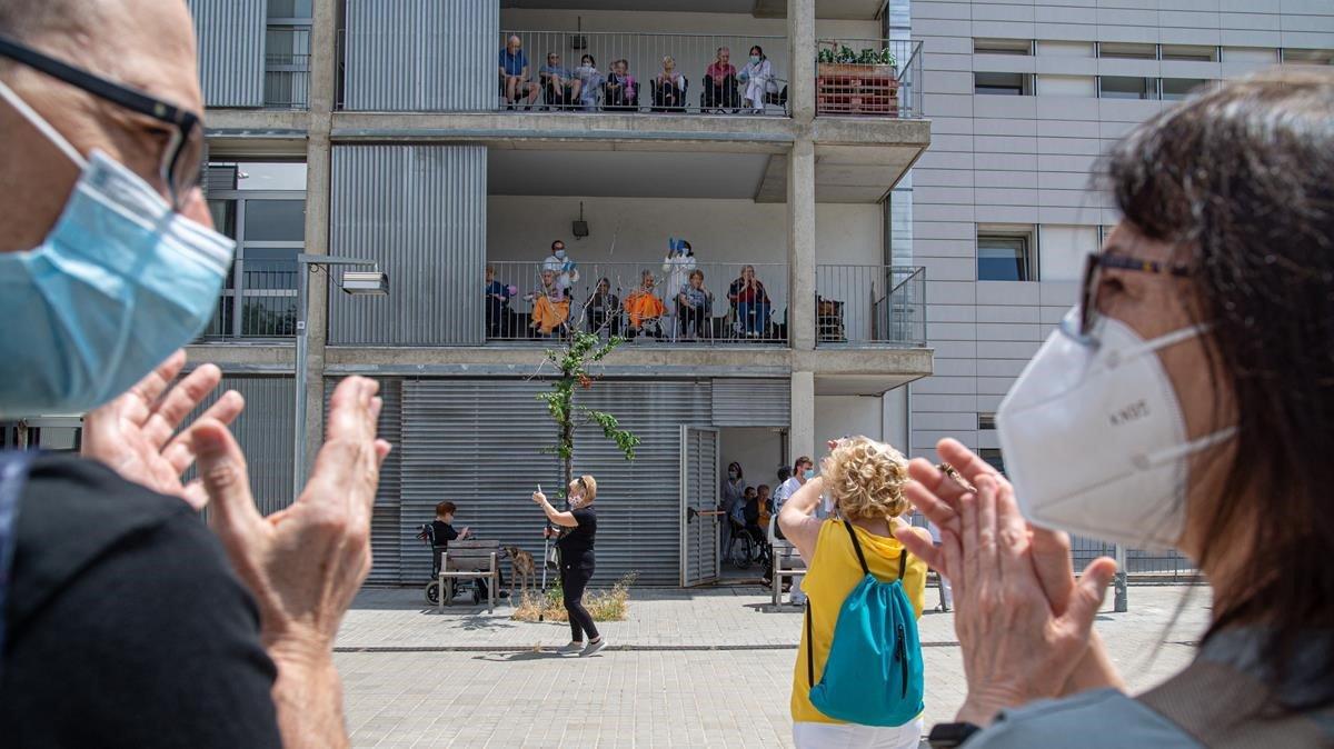 El Molí: la residència a la qual tots voldríem anar i l'orgull de 'la Prospe'