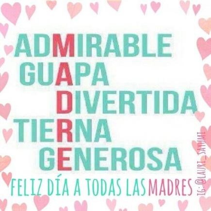 Día De La Madre 20 Frases E Imágenes Para Felicitar A Mamá