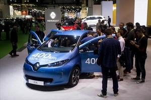 El nuevo Renault Zoe.