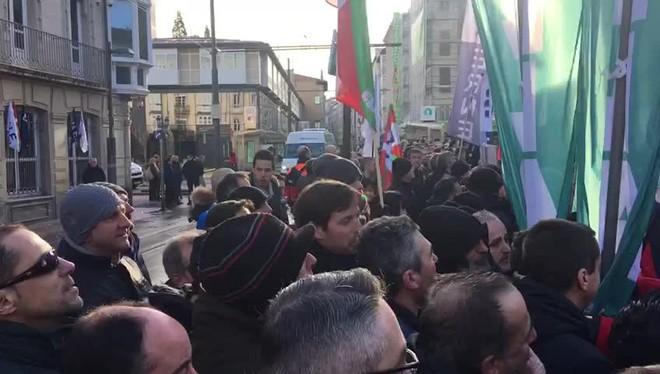 Protesta dertzaines