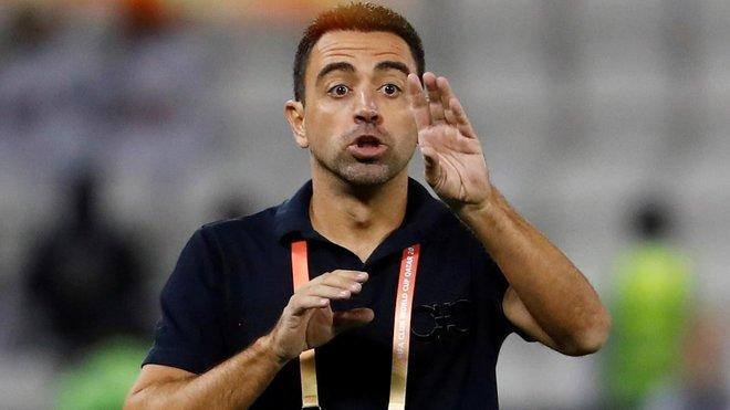Xavi, multado en Qatar por romper las normas contra el covid-19