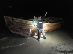 La interceptación se da después de que semanas atrás la Guardia Costera detuviera a cinco inmigrantes cubanos, todos hombres adultos.