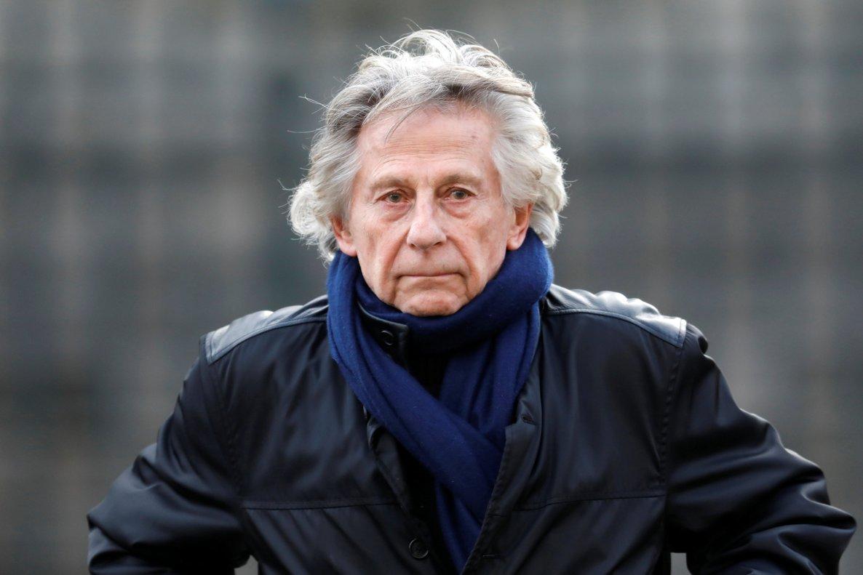 Una imagen reciente de Roman Polanski.