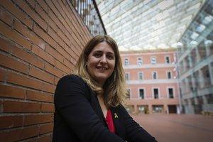 Marta Pascal deixa l'escó al Senat per les seves discrepàncies amb JxCat