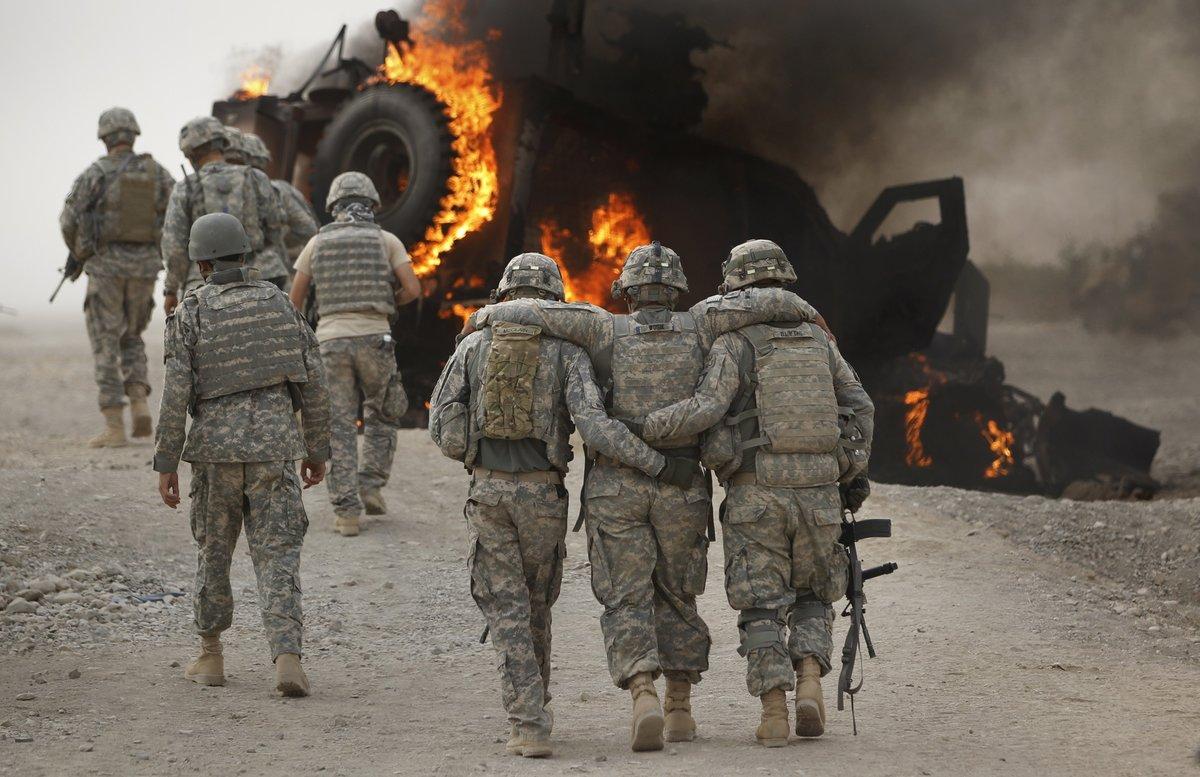 La guerra de Afganistán es el conflicto más largo en que ha estado inmerso EE.UU.