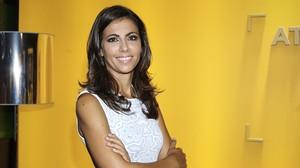 Ana Pastor, presentadora de El objetivo.