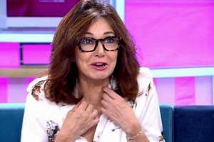 La reacción de Ana Rosa Quintana tras conocer que Màxim Huerta será el nuevo ministro de Cultura y Deporte