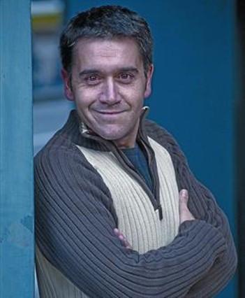 El autor 8Gironell reivindica al padre Ubach, un personaje «fascinante».