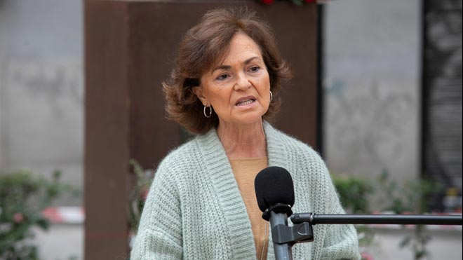 Calvo critica que Diaz Ayuso utilitzi «el joc de la política» en la pandèmia