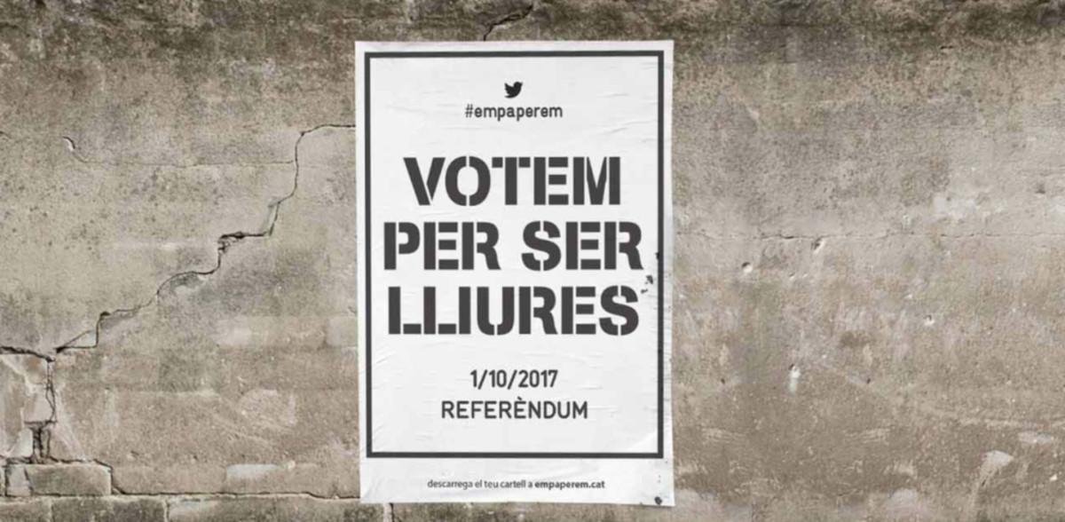 Cartell de propaganda de l1-O.