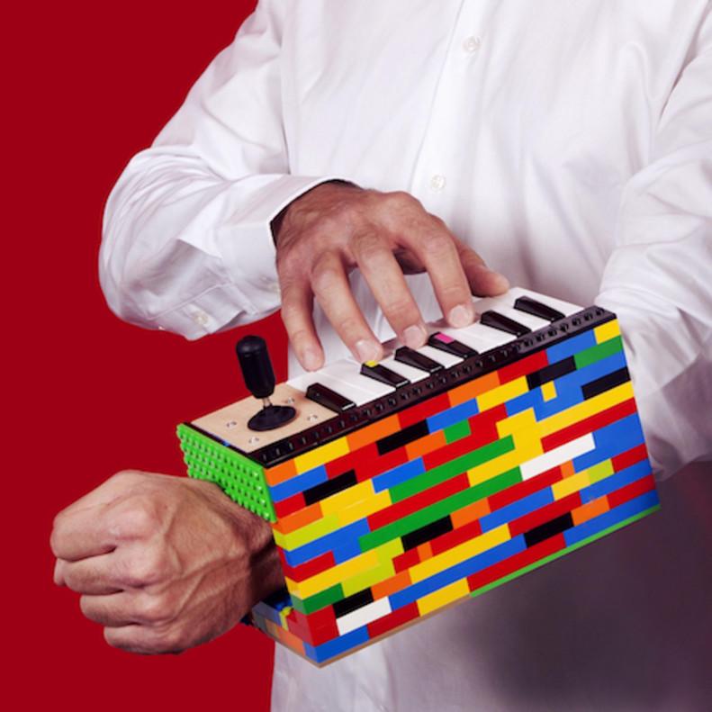 Imatgede la mostra 'Colors. Art i diversió per als més menuts'.