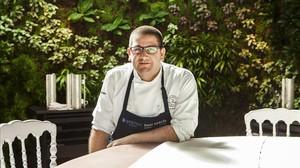 El chef Dani García visita Cocineros al voalnte.