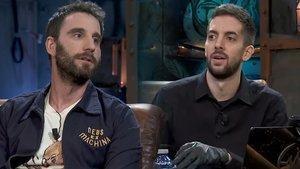 Broncano bromea con la ausencia de Dani Rovira en 'La resistencia' y el actor responde con humor