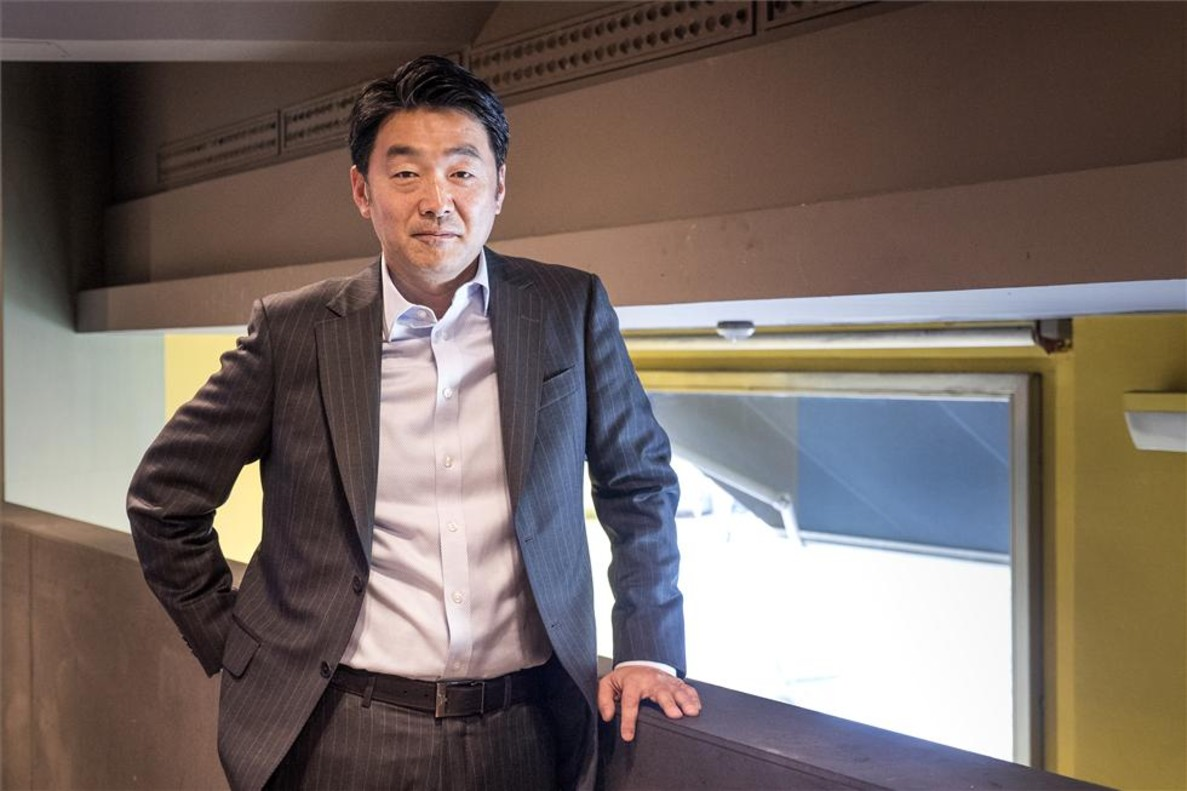 El director general de Sony Iberia, Takeshi Ishida.