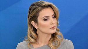 Marcela Temer vol exercir de primera dama