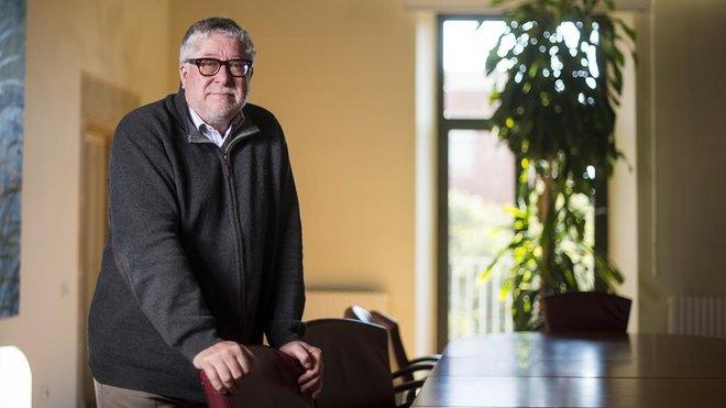 Entrevista a Antonio Balmón, alcalde de Cornellà de Llobregat.
