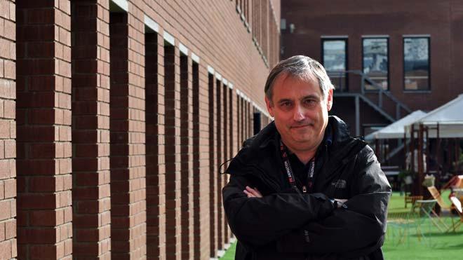 Entrevista con el especialista de efectos especiales de cine y televisión Félix Bergés.