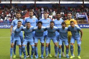 El equipo titular que ha ganado al Extremadura.