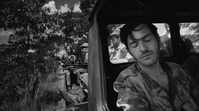 Tráiler de 'Cartas de la guerra' (2016).