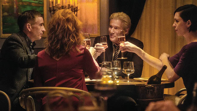 'La cena': agitación moral