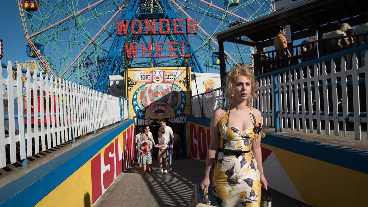 Tráiler de Wonder wheel. (2017)