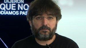 """Jordi Évole responde al presidente de Vox después de que le llamara """"mamporrero del poder"""""""