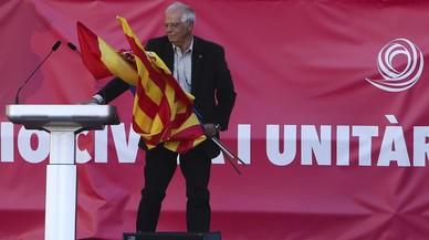 Borrell, el cortafuegos