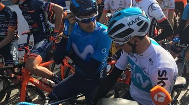 Froome ya rueda en la Vuelta a Andalucía