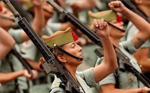 Militars al carrer amb 45 anys: «Sents molta impotència»