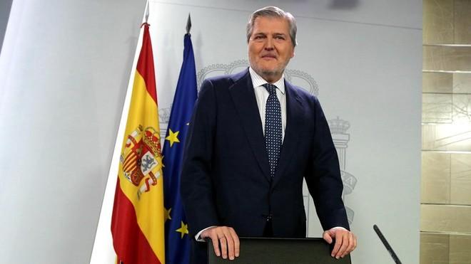 Méndez de Vigo :El Gobierno recurrirá de inmediato una investidura no presencial de Puigdemont, y mantendrá el 155.