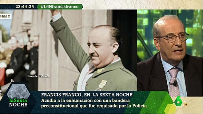 El nietísimo Francis y su abuelo, el dictador.