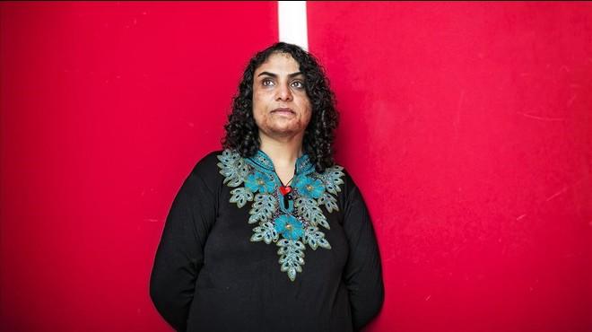 'Nadia', la chica que engañó a los talibanes