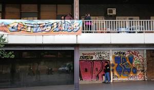 Edifico ocupado, propiedad del Ayuntamiento de Barcelona.