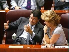 """La exdirectora de medios de Madrid cuenta que se usaron consejerías como """"chiringuitos"""" para contratos de imagen"""