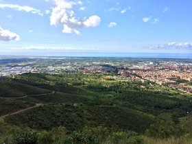 Imagen del sector Llevant de Viladecans