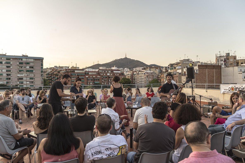 Tangos, flamenc, música d'autor i coples als terrats de l'Hospitalet